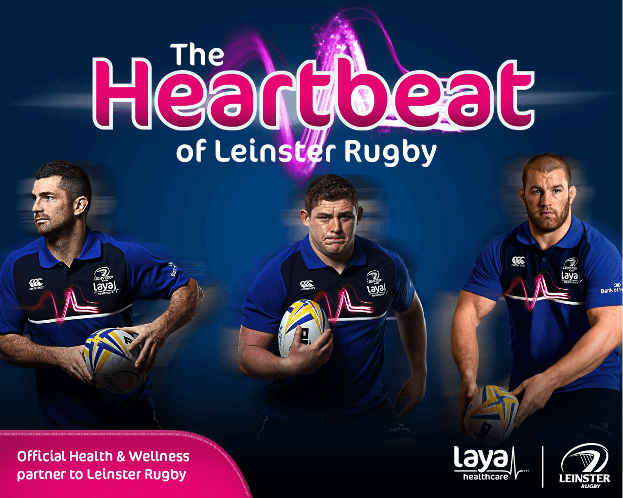 Leinster Banner image for all videos