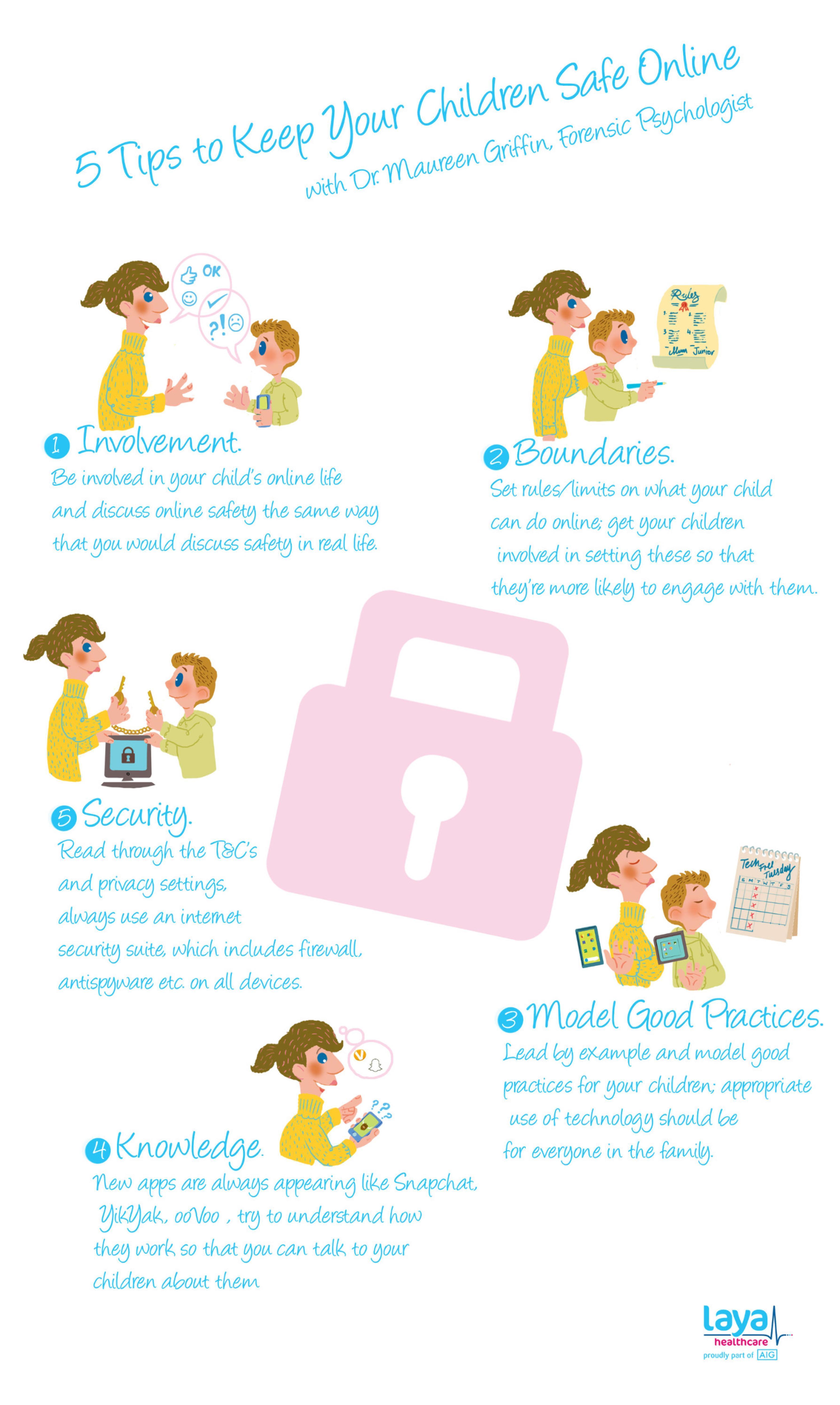 5 tips for keeping kids safe online | Family Advice Hub ...