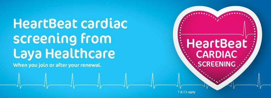 Heart Screening | Your Member Benefits | Laya Healthcare Ireland