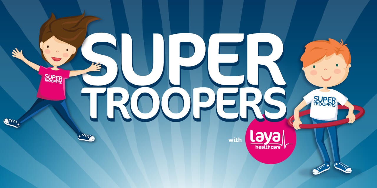Super Troopers Laya Healthcare